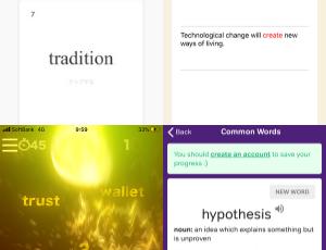 英単語アプリおすすめサムネ